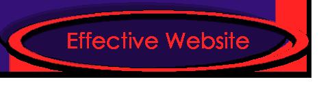 Effective Websites for business